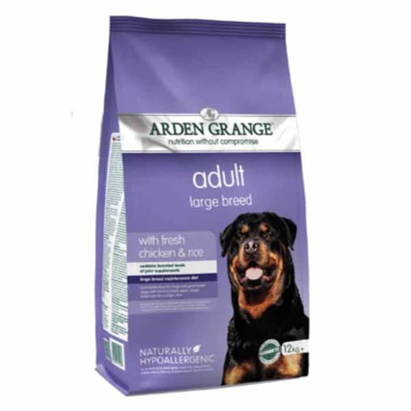 Arden Grange Adult Large Breed with Fresh Chicken & Rice