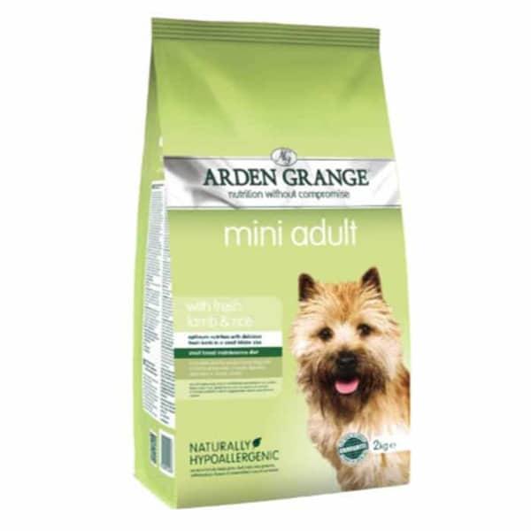 Arden Grange Mini Adult with Fresh Lamb & Rice