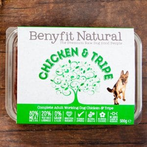 Benyfit Natural Chicken & Tripe