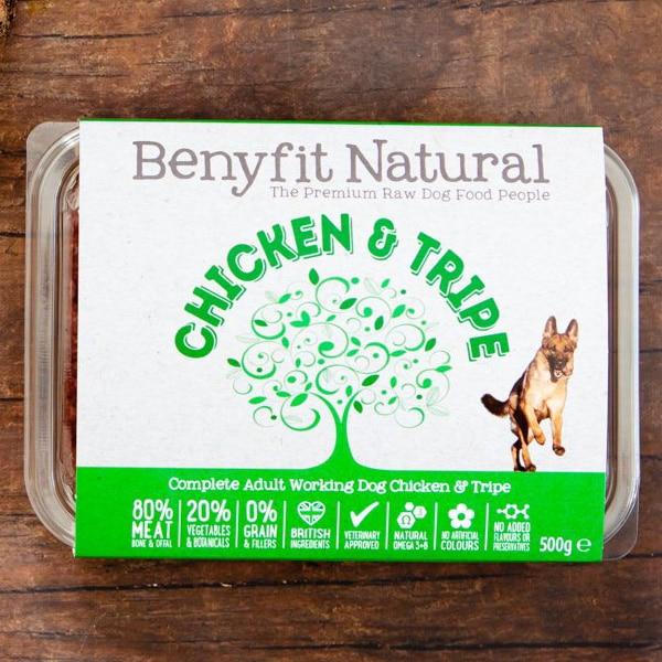 Benyfit Natural Chicken & Tripe