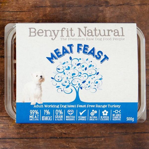 Benyfit Natural Meat Feast