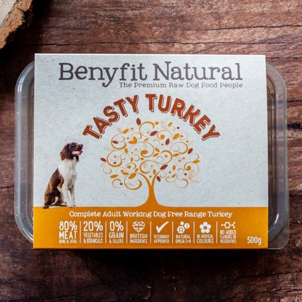 Benyfit Natural Tasty Turkey
