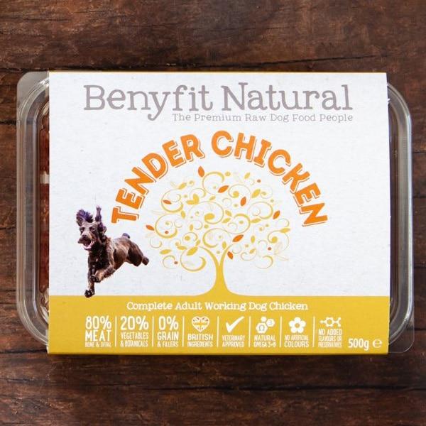 Benyfit Natural Tender Chicken