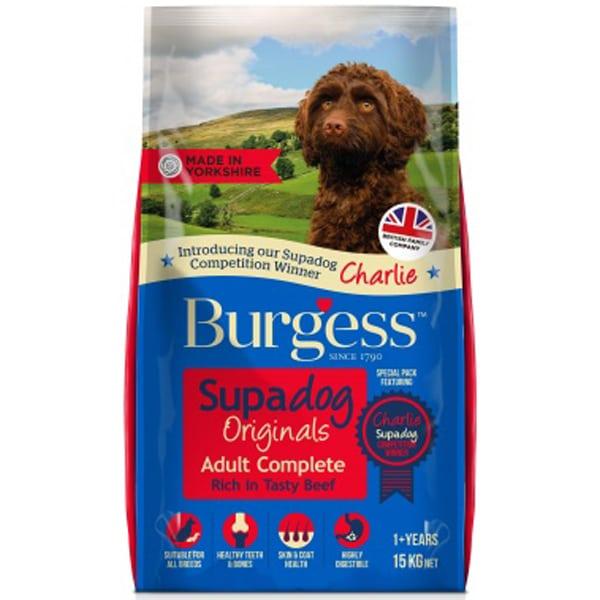 Burgess Adult Tasty Beef