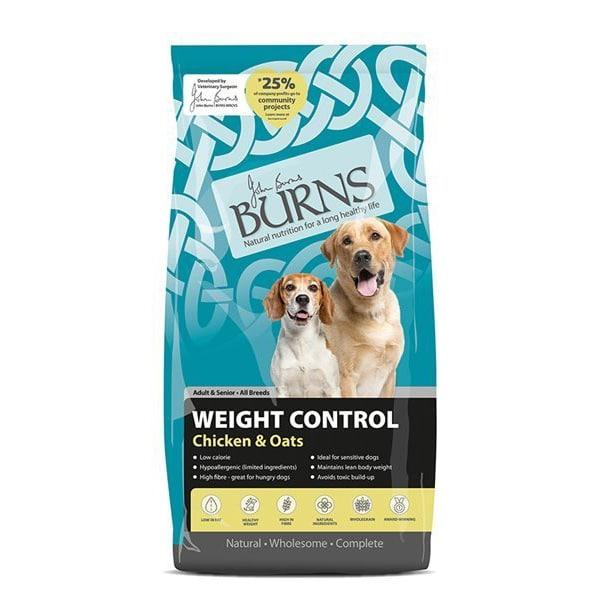 Burns Weight Control Chicken & Rice