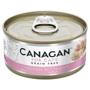 Canagan Cat Chicken with Ham