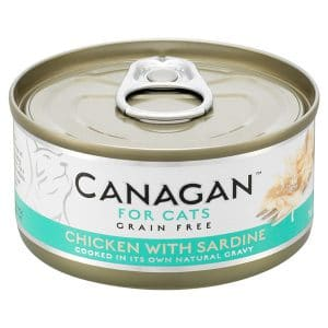 Canagan Cat Chicken with Sardine