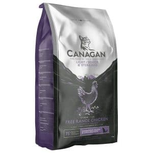 Canagan Cat Light/Senior or Sterilised