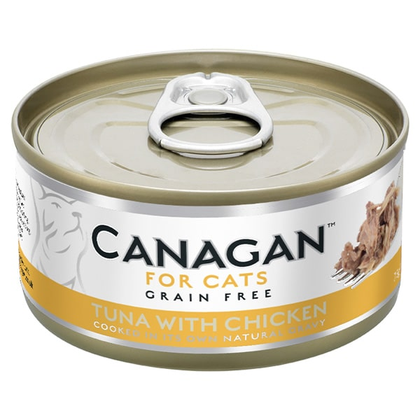 Canagan Cat Tuna with Chicken