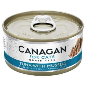 Canagan Cat Tuna with Mussels
