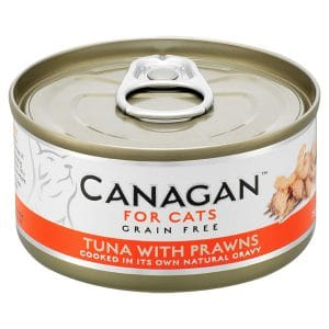 Canagan Cat Tuna with Prawns
