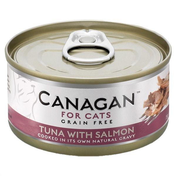 Canagan Cat Tuna with Salmon