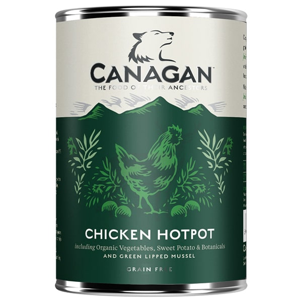 Canagan Dog Chicken Hotpot