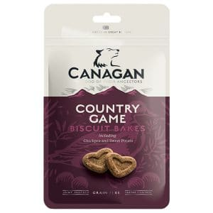 Canagan Country Game Biscuit Bakes for Dogs