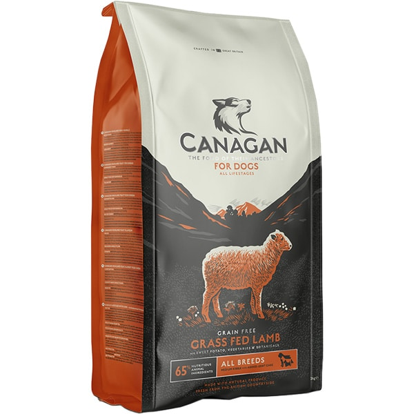 Canagan Dog Grass Fed Lamb