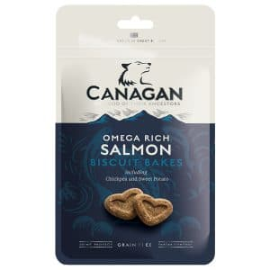 Canagan Salmon Biscuit Bakes for Dogs