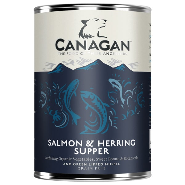 Canagan Dog Salmon & Herring Supper