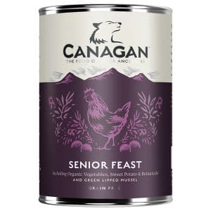 Canagan Dog Senior Feast