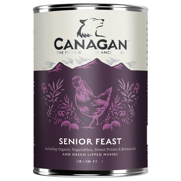 Canagan Dog Senior Feast