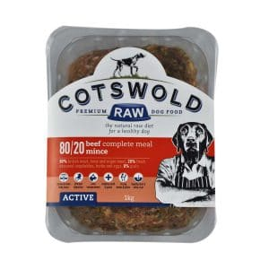 Cotswold Active 80/20 Beef Mince