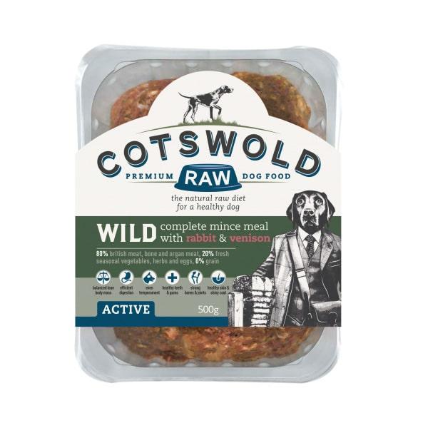 Cotswold Wild Rabbit Venison Mince