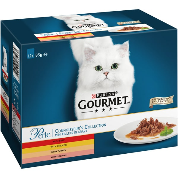 Purina Gourmet Connoisseur's Duo