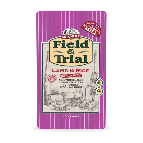 Skinners Lamb & Rice