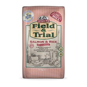 Skinners Salmon & Rice