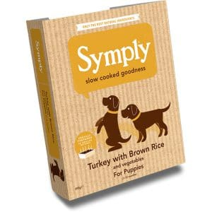 Symply Turkey with Brown Rice for Puppies
