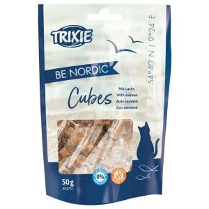 Trixie Be Nordic Salmon Cubes