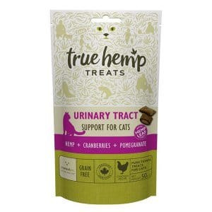 True Hemp Treats Urinary Tract Support for Cats