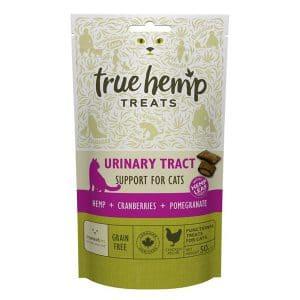True Hemp Treats Urinary Tract Support for Cats