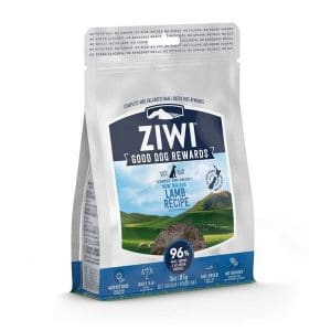 Ziwi Good Dog Rewards Lamb Recipe