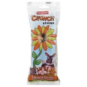 Beaphar Crunch Sticks Carrot & Parsley