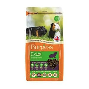 Burgess Excel Nuggets with Mint Guinea Pig