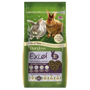 Burgess Excel Rabbit Light Nuggets