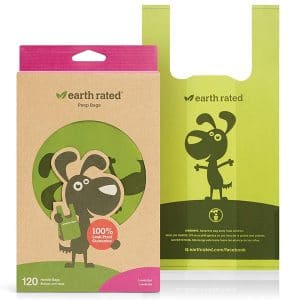 Earth Rated 120 Handle Bags - Lavender Scented
