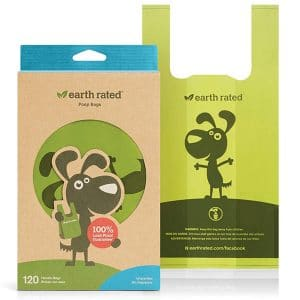 Earth Rated 120 Handle Bags - Unscented