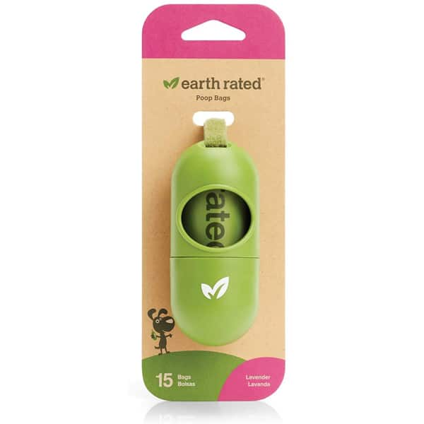 Earth Rated Lead Dispenser For Dog Waste Bags