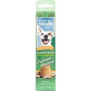 Fresh Breath by TropiClean Peanut Butter