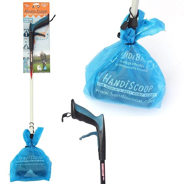 HandiScoop Easy Reach Poop Scoop 85cm