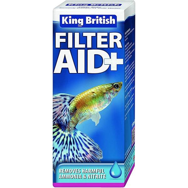 King British Filter Aid+
