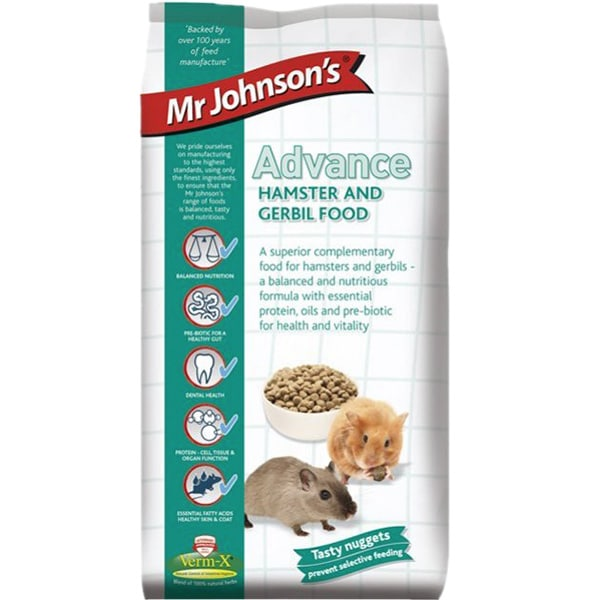 Mr Johnson's Advance Hamster & Gerbil Food
