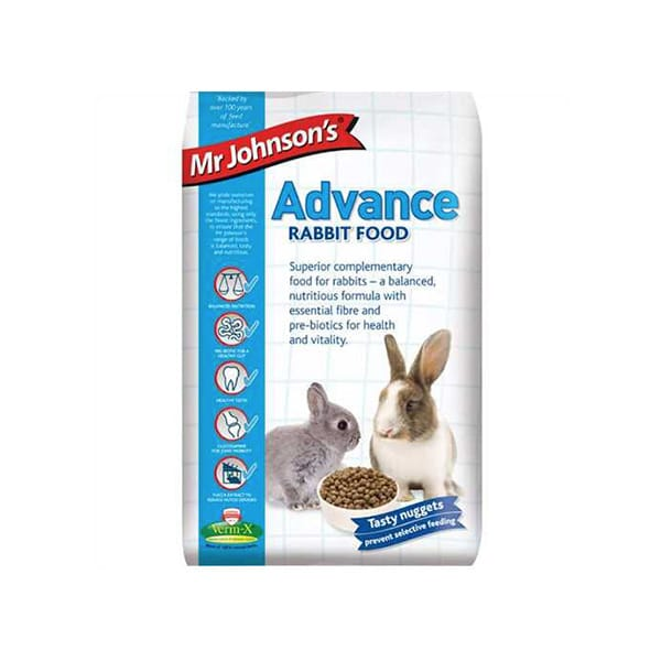 Mr Johnson's Advanced Rabbit Food