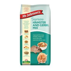 Mr Johnson's Supreme Hamster & Gerbil Mix
