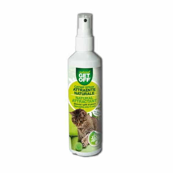 Natural Get Off Catnip Spray