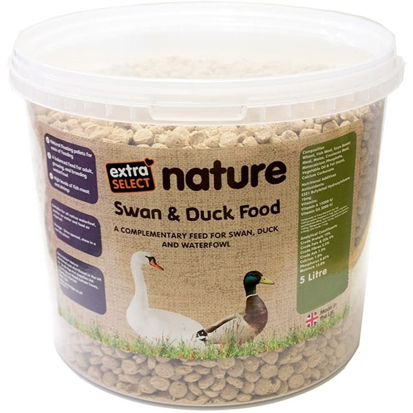 Nature Swan & Duck Food