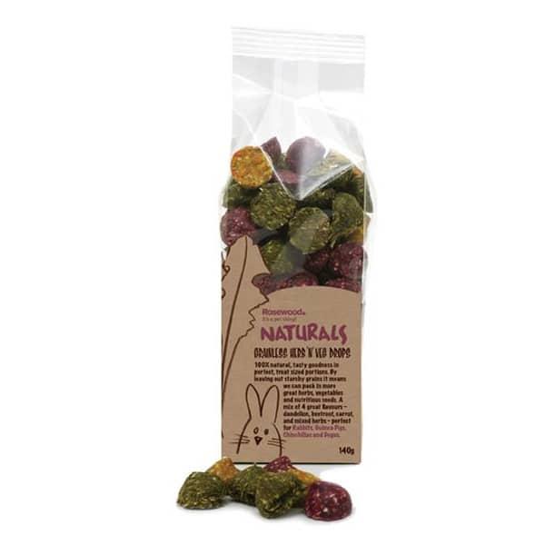 Rosewood Naturals Grainless Herb 'n' Veg Drops