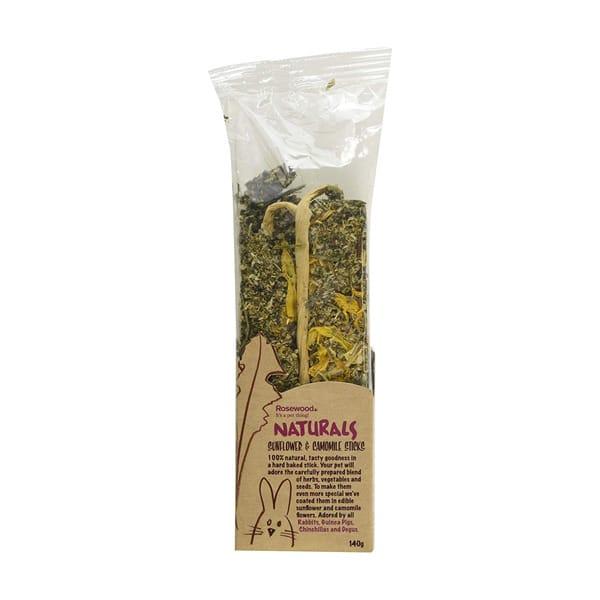Rosewood Naturals Sunflower Chamomile Sticks