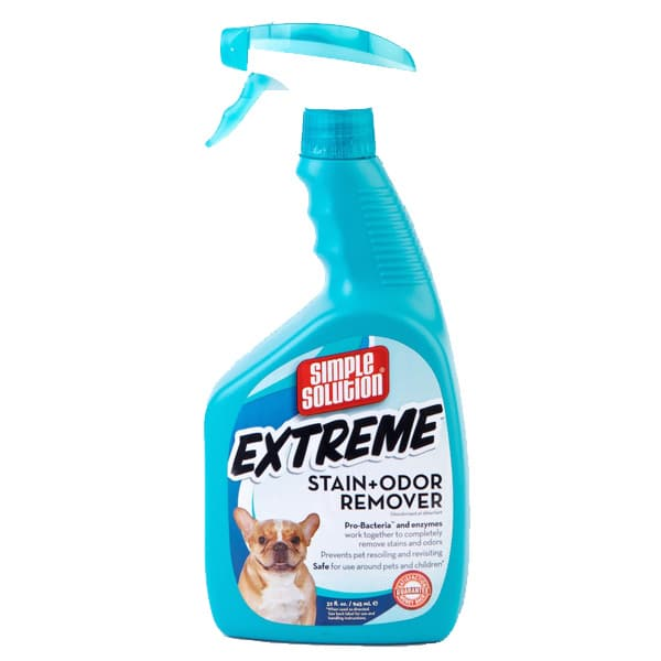 Simple Solution Extreme Stain + Odor Remover